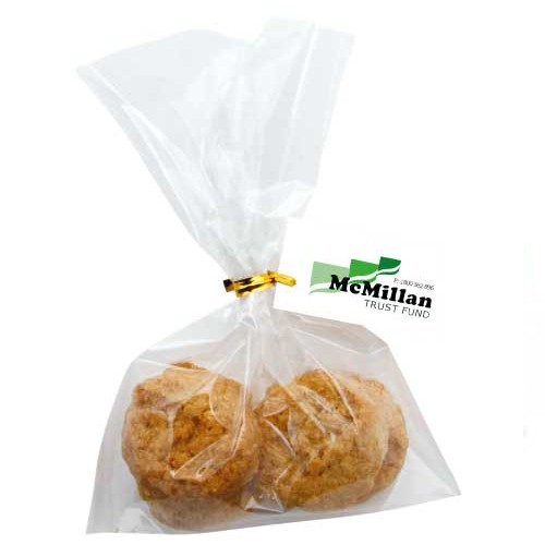 Small Anzac Bites/Biscuits (Pack of 4)