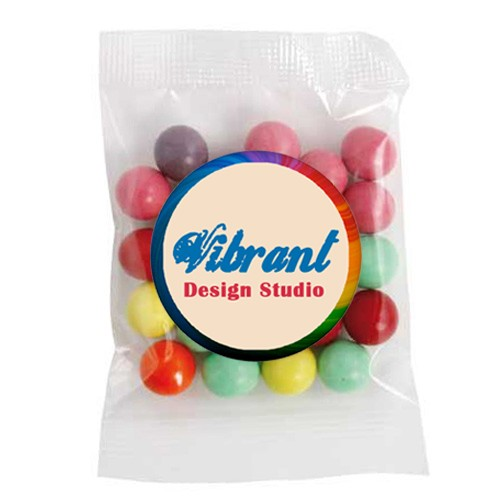 Medium Confectionery Bag - Mixed Chocolate Balls