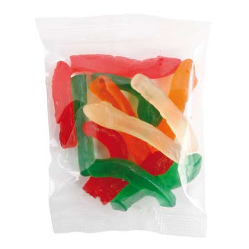 Medium Confectionery Bag - Gummy Snakes
