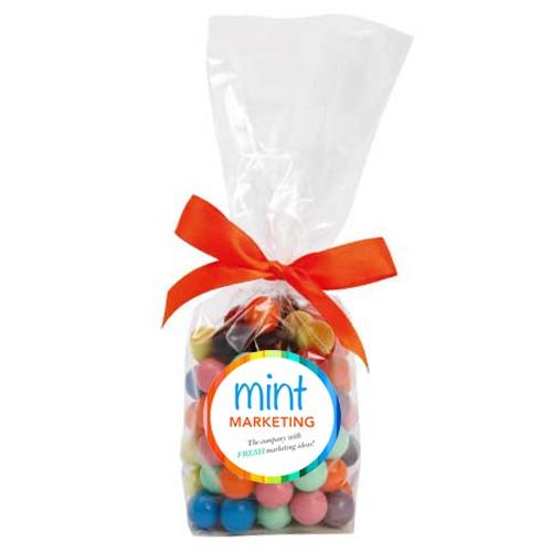 Mug-Drop Bags with Mixed Chocolate Balls