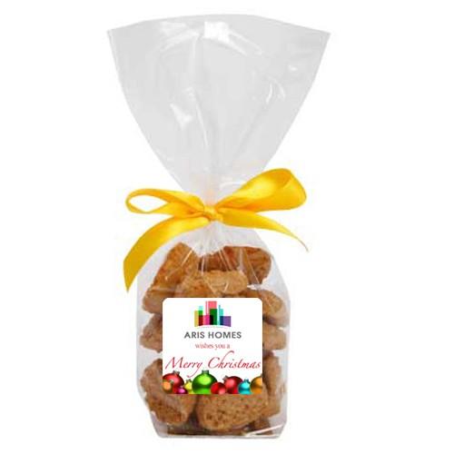Mug-Drop Bags with Mini Cookies
