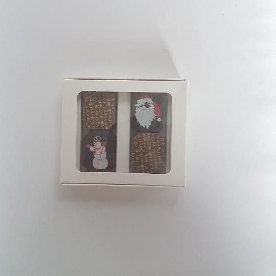 4pc X-Mas Premium Chocolate Gift Box