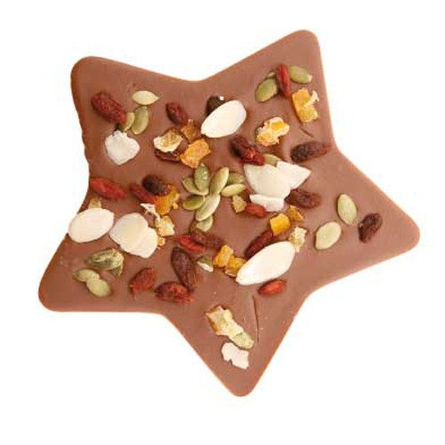 Giant Star with Fruit & Nuts
