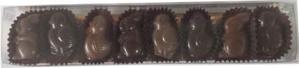 Chocolate Gift Box - 8pc