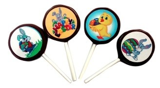 Printed Lollipops