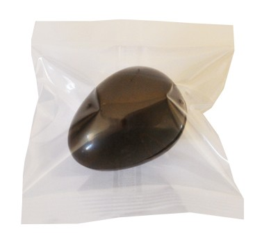 Hollow 3 D Fortune Easter Egg with upto 5 custom message insert in cello bag