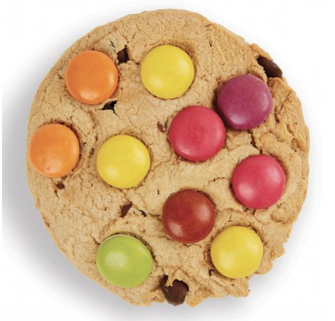 Large Chocolate Chip Smart Cookie