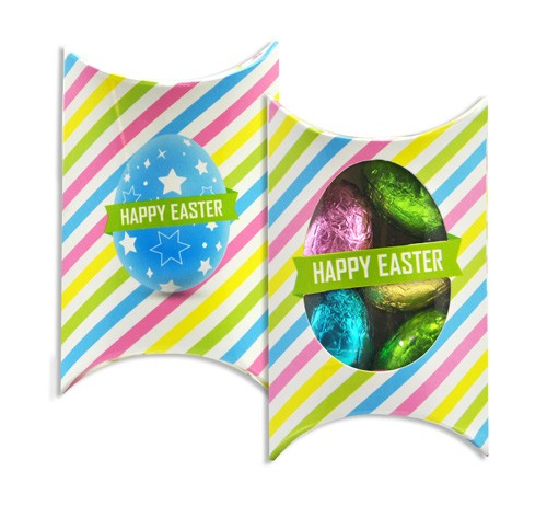 Printed Window Easter Pillow Pack
