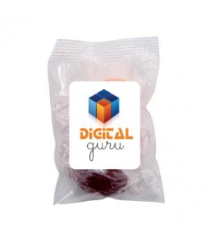 Small Confectionery Bag - Mixed Acid Drops