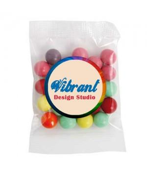 Medium Confectionery Bag - Mixed Chocolate Balls