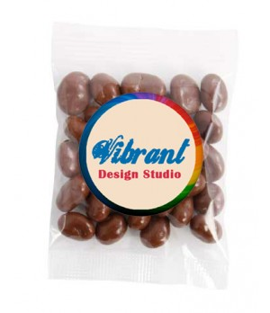 Medium Confectionery Bag - Chocolate Sultanas