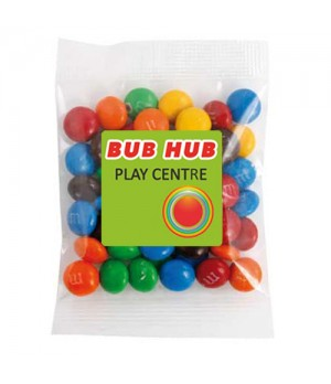 Medium Confectionery Bag - M&M's