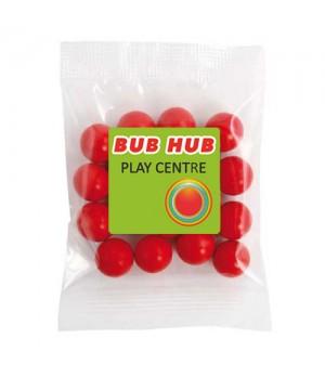 Medium Confectionery Bag - Chocolate Balls (Corporate Colour)