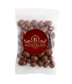 Large Confectionery Bag - Chocolate Peanut Bag