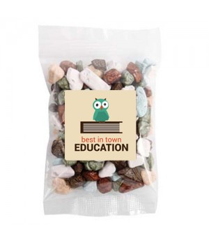 Large Confectionery Bag - Chocolate Rock Bag