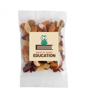 Large Confectionery Bag - Fruit n Nut Mix Bag