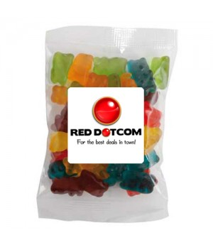 Large Confectionery Bag - Gummy Bear Bag