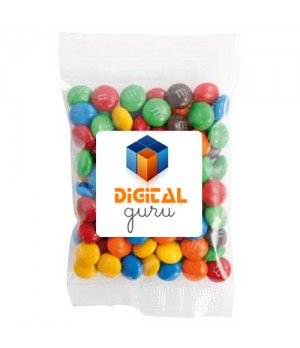 Large Confectionery Bag - M&M Bag