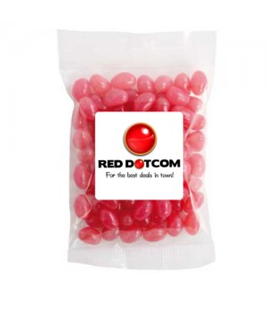 Large Confectionery Bag -Mini Jelly Bean Bag (Corporate Colour)