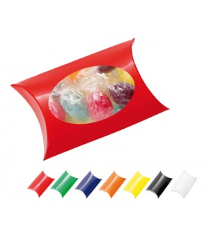 Window Pillow Box with Mixed Acid Drops