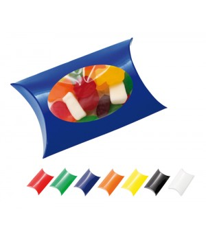 Window Pillow Box with Mixed Lollies