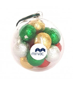 Chocolate Baubles