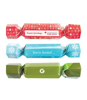 Custom Printed Christmas Cracker