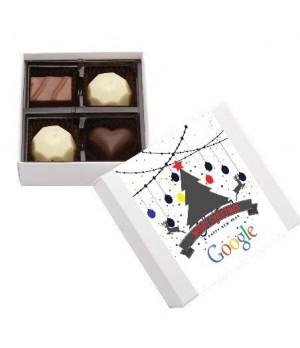 Xmas Chocolate Gift Boxes Christmas