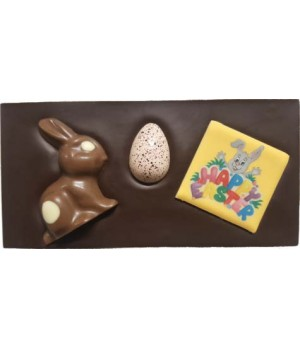 Easter Chocolate Bar (100gram)