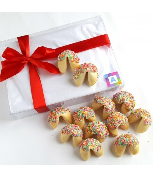 12pc Custom Fortune Cookies Gift Pack