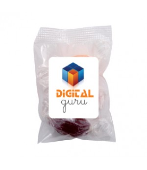 Small Confectionery Bag - Acid Drops (Corporate Colour)