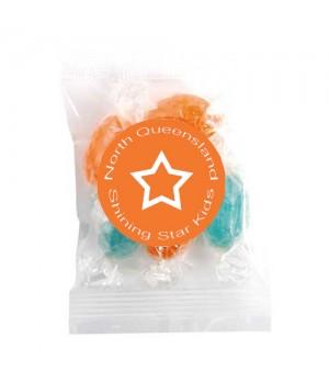 Medium Confectionery Bag - Mixed Acid Drops