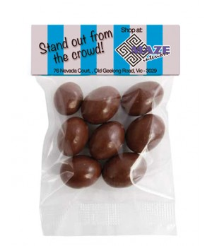Chocolate Almond Header Bag