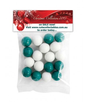Choc Mint Ball Header Bag