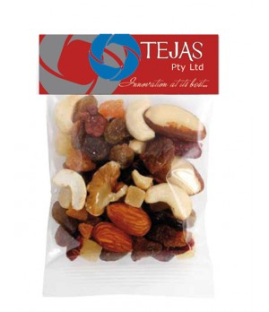 Fruit n Nut Mix Header Bag