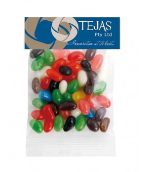 Mixed Mini Jelly Bean Header Bag