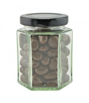Large Hexagon Jar with Choc Sultanas