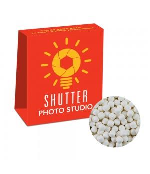 Custom Printed Satchels with Mini Mints