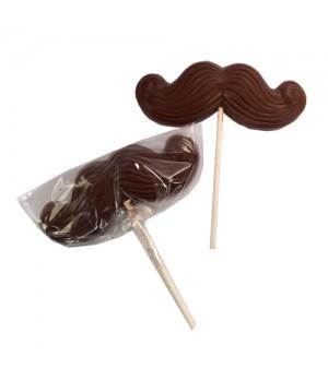 Moustache Lollipop