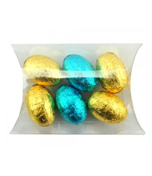 Assorted mix of Mini easter eggs from our range.