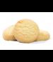 Round Shortbread Mini Cookie