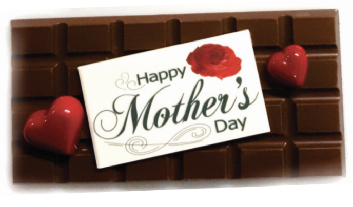 Mothers Day 100 gram Chocolate Bar